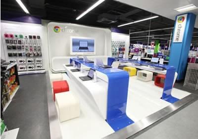 Най-накрая Google отваря фирмен магазин