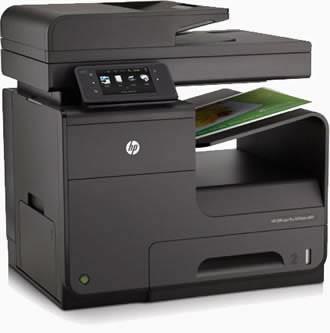 HP Officejet Pro X - 25 години мастиленоструйни принтери от HP