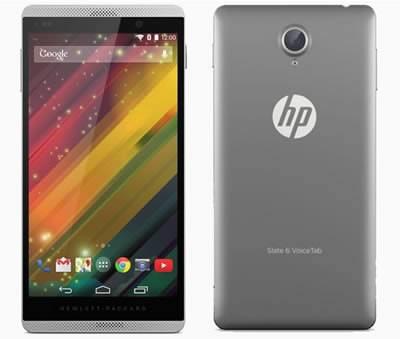 HP Slate 6 VoiceTab II - бюджетен таблет от реномиран производител с 2 сим карти