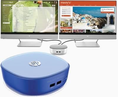 CES 2015 - HP представи 2 нови мини компютъра с Windows 8.1
