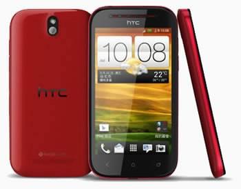 HTC Desire P - нищо ново под слънцето
