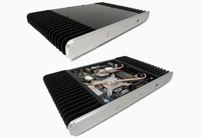 Безшумен мултимедиен компютър от A-Tech Fabrication