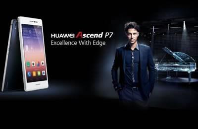 Huawei Ascend P7 с 5-инчов Full HD екран