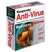 Kaspersky Anti-Virus Business for Workstations 6.0.2.678