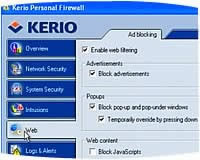 Kerio WinRoute Firewall 6.3.0 Build 2683