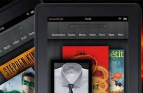 Taблетът Amazon Kindle Fire с рекордни продажби на черния петък