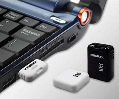 Kingmax PI-03 - компактна флашка, която не се бои от вода