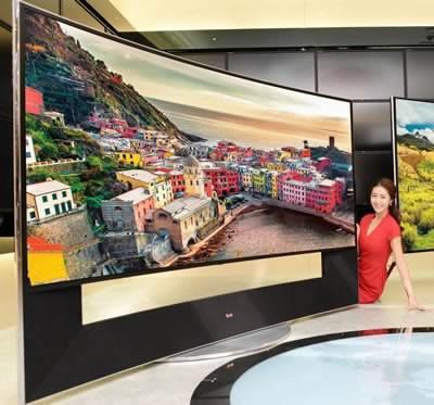 LG акценти при новите модели телевизори през 2014 година