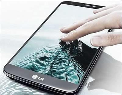 Фаблетът LG G Pro 2 ще е с 6-инчов Full HD екран?
