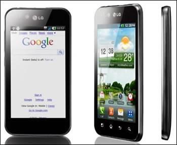 LG Optimus Black - смартфон с уникално ярък дисплей и ниско енергопотребление
