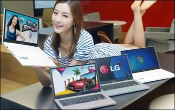 LG Xnote P220 - красив, малък лаптоп с качествен екран