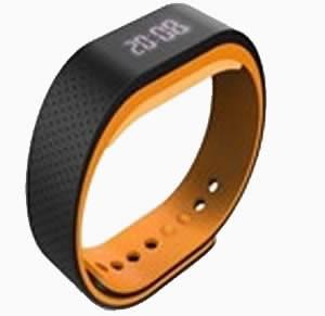 Smartband SW-B10 - умна гривна за фитнес със синхронизация към смартфон и от Lenovo
