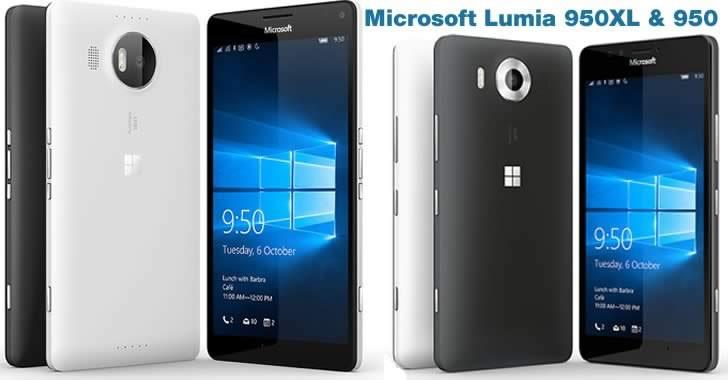 Lumia 950 и Lumia 950 XL - новите смартфони на Microsoft