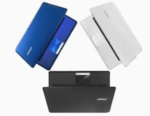 Нов мултимедиен лаптоп от MSI