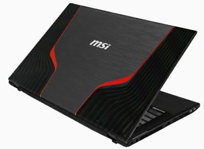 Геймърските лаптопи MSI GE60 и GE70 с 4-ядрени Intel Core 3rd generation процесори