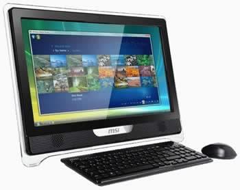 MSI с нов all-in-one Sandy Bridge базиран компютър
