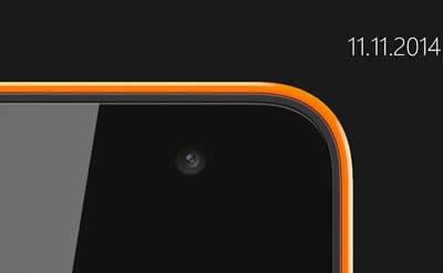 Microsoft ще анонсира първия си смартфон от серия Lumia на 11 ноември
