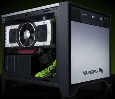 Maingear TORQ - кой каза, че мощния компютър трябва да е голям и грозен