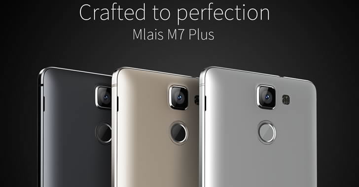Mlais M7 Plus back