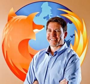 Промени във висшето управление на Mozilla