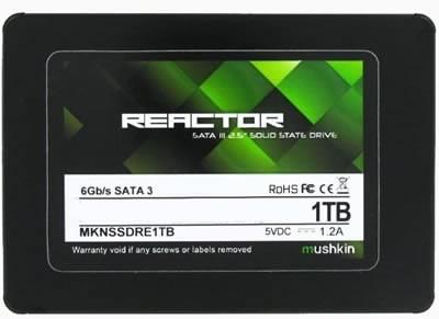 Бърз и Голям - новото SSD Mushkin Reactor