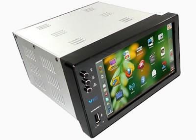 Navisurfer II - евтин компютър за автомобила с вградени 3G и GPS