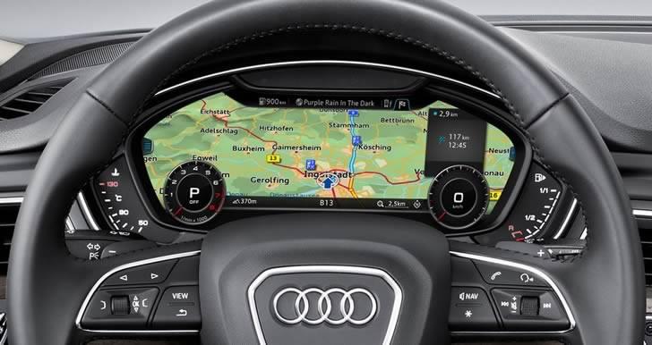 Audi, BMW и Daimler купуват навигацията Nokia Here