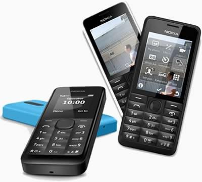 Nokia показва бюджетни телефони на MWC 2013