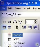 OpenOffice.org 2.0.4 RC1