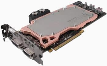 Point of View пуска на пазара видеоускорител GeForce GTX 580 с водно охлаждане
