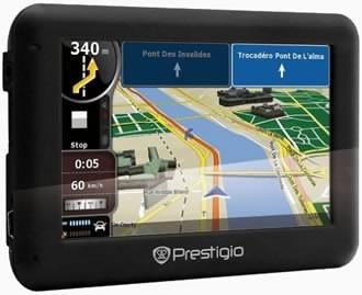 Таблетите и смартфоните на Prestigio ще идват вече с Navitel навигационни карти и софтуер