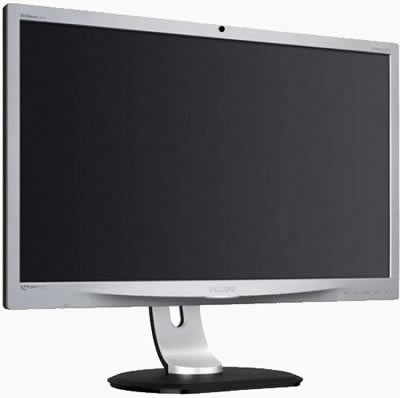 Philips 241P4QRYES - нов 24-инчов Brilliance P-Line монитор