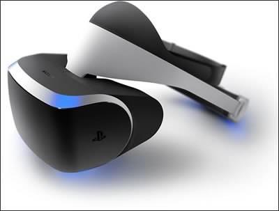 Sony залага много на шлема за виртуална реалност Project Morpheus