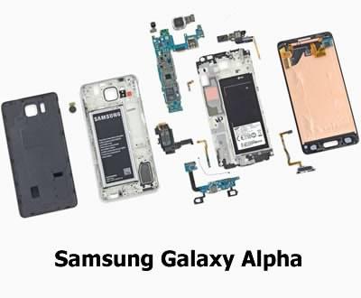 Samsung Galaxy Alpha в светлината на прожекторите