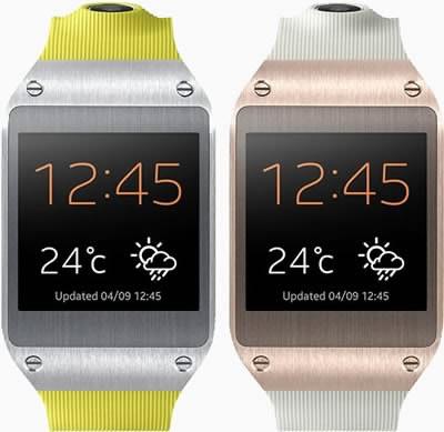 IFA2013 - Официален анонс на умния часовник Samsung Galaxy Gear