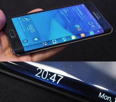 Samsung Galaxy Note Edge ще се продава в ограничен тираж само на корейския пазар до края на годината