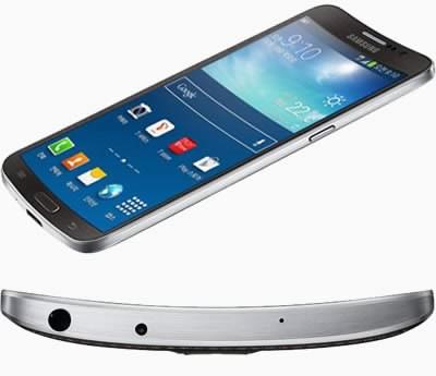 Samsung Galaxy Round ще е с монолитна конструкция, няма да можете да го огъвате