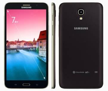 Samsung Galaxy TabQ - смартфон гигант