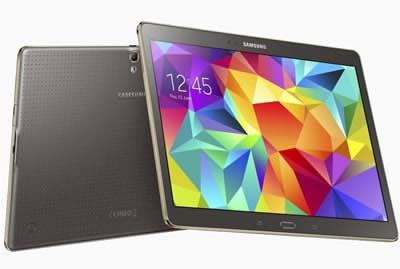 Samsung анонсира два таблета Galaxy Tab S
