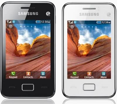 Samsung Star 3 и Star 3 DUOS - евтини телефони с функции на смартфон
