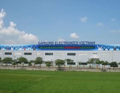Samsung с поредна инвестиция във Виетнам - строи завод за екрани на мобилни устройства