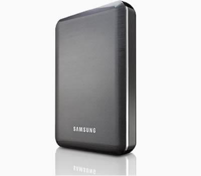 Samsung Wireless - външен преносим диск от Seagate с безжичен интерфейс