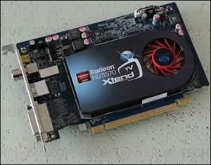 Sapphire представи Radeon HD 5570 с ТВ тунер