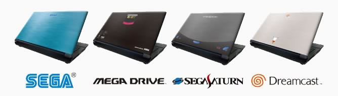 Sega лаптоп