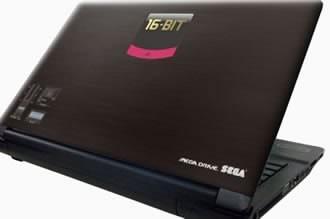 SEGA пуска ограничени бройки лаптопи, които да ни напомнят за легендарните гейм конзоли на компанията