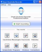 Smart Keystroke Recorder 2.12