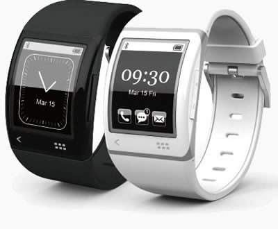 Sonostar SmartWatch - умен часовник с огънат E ink екран