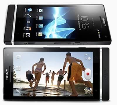 Xperia S - голям и мощен Android смартфон от Sony на CES 2012