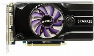 Sparkle пуска 3 нови видеоускорителя с nVidia GeForce GTX 560 чип