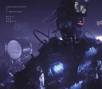Роботите от Z-Machines издават албум на 8 април